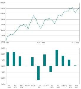 Das Strategiedepot 2 bewies im der der Phase des Markteinbruches im  Mai-Juni 2013, dass ein Wertrückgang mit einem ausbalancierten Depot und einem diszipliniertem StogLoss-Management sinnvoll begrenzt werden kann