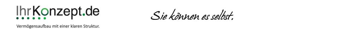 IhrKonzept GmbH - Vermoegensaufbau mit einer klaren Struktur