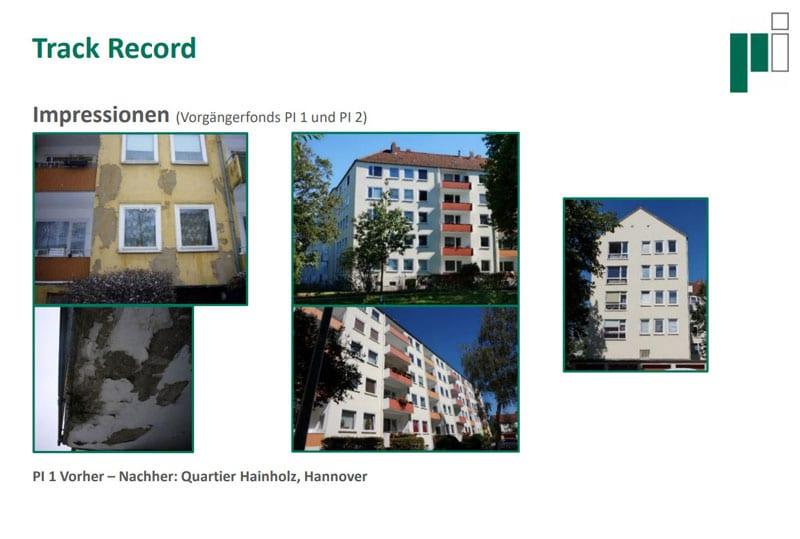 Pro Investor - Wohnimmobilien Beispiele