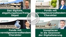 Seminare auf der Burg Videos zum Thema Rentabel Geld anlegen
