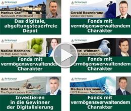 Seminare auf der Burg - Sechs Videos zum Thema rentabel Geld anlegen